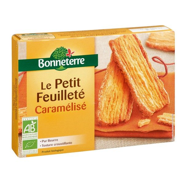 3009499 LE PETIT FEUILLETE CARAMELISE