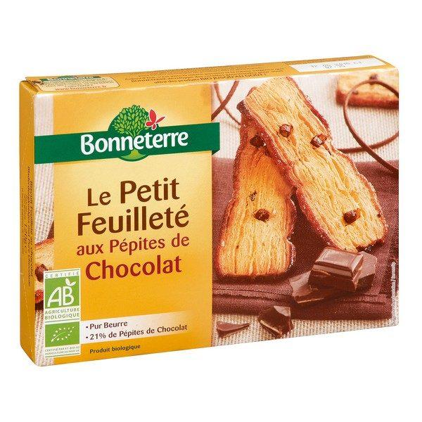 3009500 LE PETIT FEUILLETE PEPITES DE CHOCOLAT