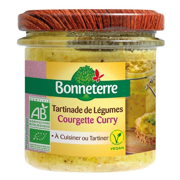 3012272 TARTINABLE COURGETTE CURRY
