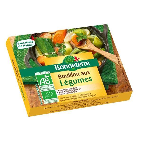 3012026 BOUILLON DE LEGUMES