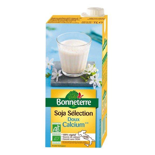 3015636 Soja Select doux calcium