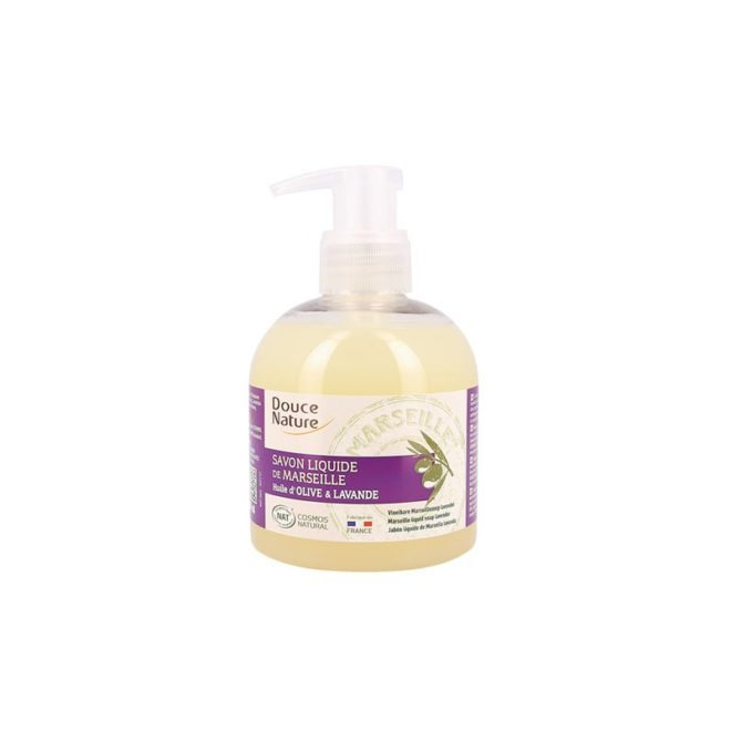 douce-nature-savon-de-marseille-liquide-300-ml