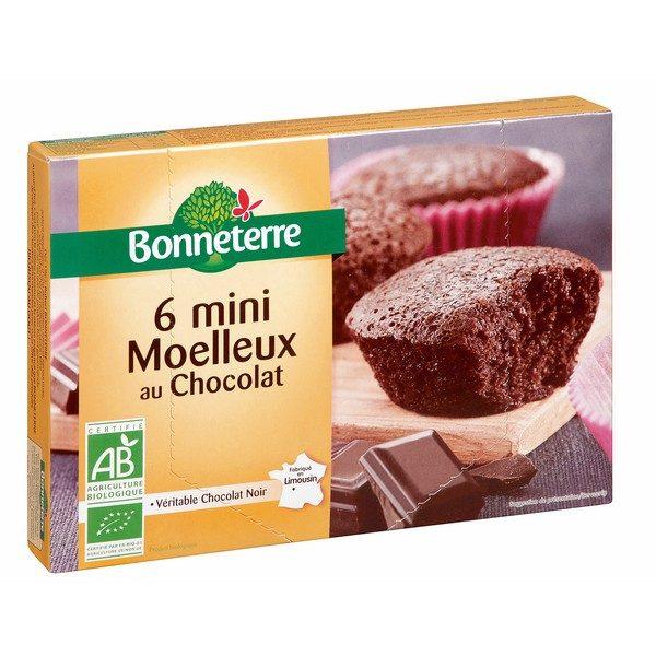 bonneterre-6-mini-moelleux-au-chocolat-noir-200gr