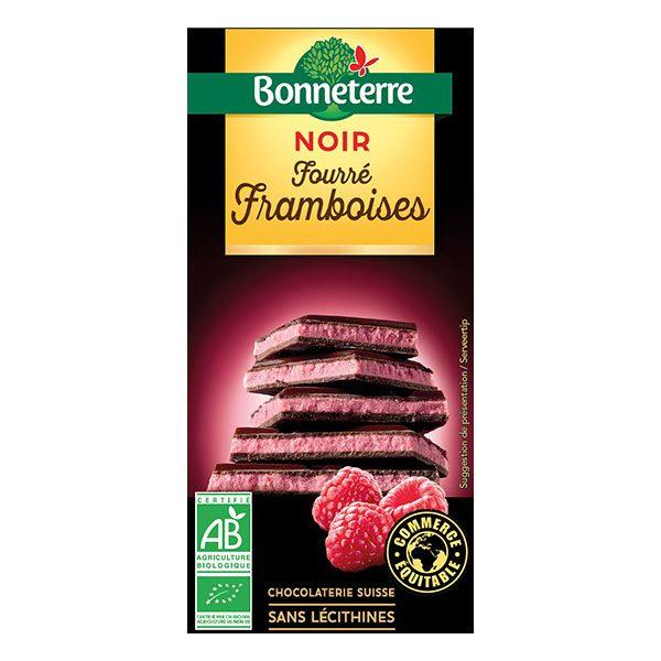 bonneterre-chocolat-noir-fourre-framboises-100gr