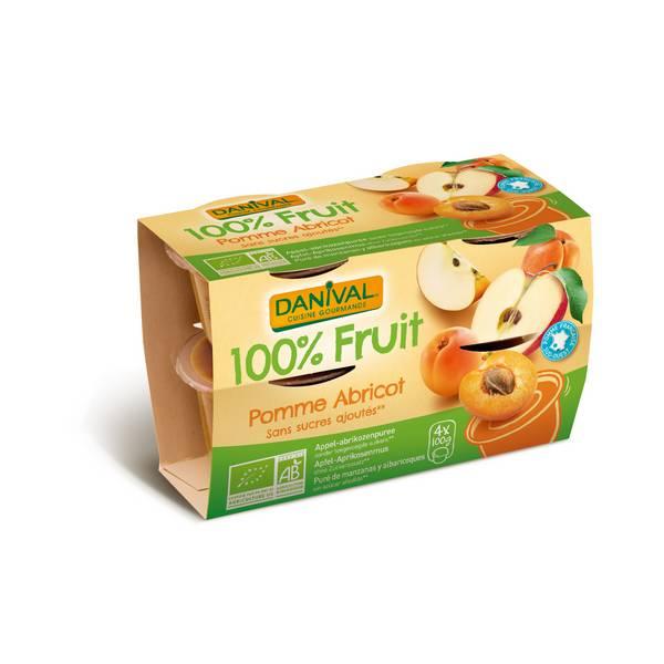 danival-puree-pommes-abricots-bio-4-x-100g