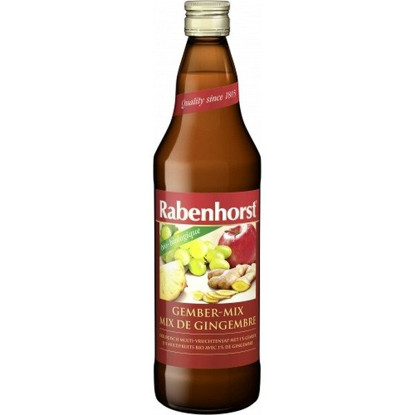 693 519 JUS MIX GINGEMBRE 75CL
