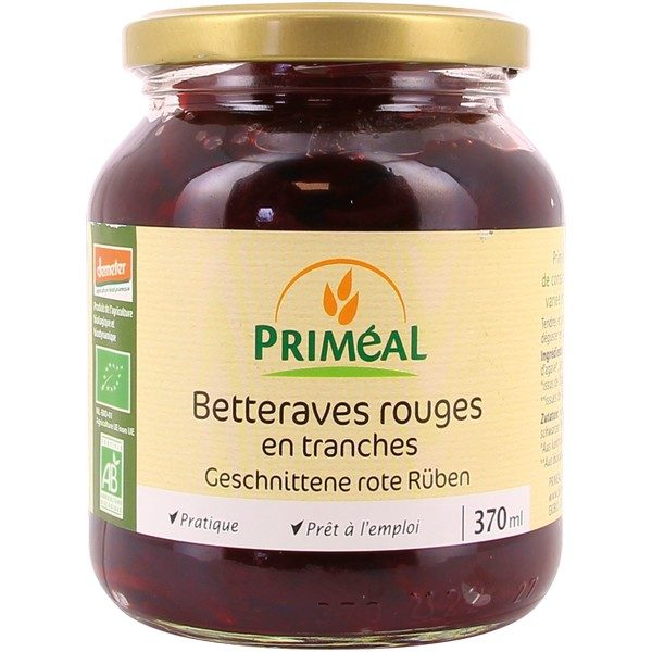 Betteraves rouges370ml