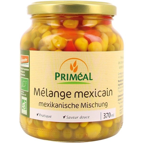 Mélange mexicain370ml