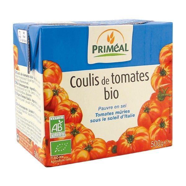 Coulis de tomates500g