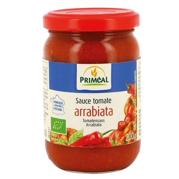 Sauce tomate Arrabiata200g